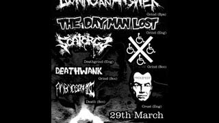 Scatorgy - Live at the Bannermans, Edinburgh March 29, 2013 HD FULL SHOW