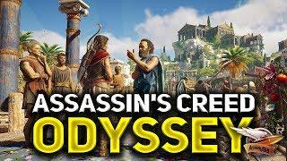 Стрим - Assassin's Creed Odyssey - Прохождение Часть 7