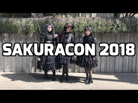 Sakuracon 2018 - an Elegant Gothic Lolita Pilgrimage Vlog & Haul