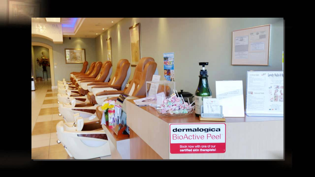 Lovely Nails and Spa in Irvine, CA 92618 (860) - YouTube