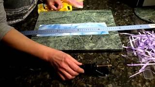 МК: Изготовление шелковых лент