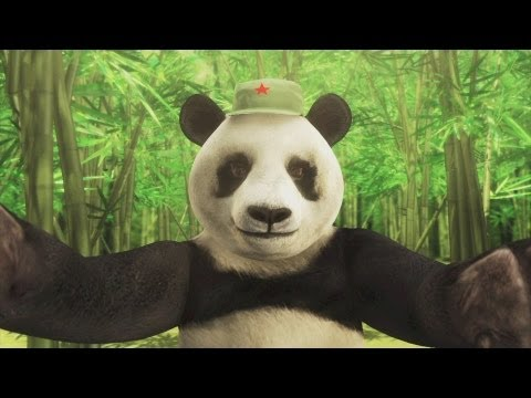 Panda speaks first time: Vote NMA a Webby!