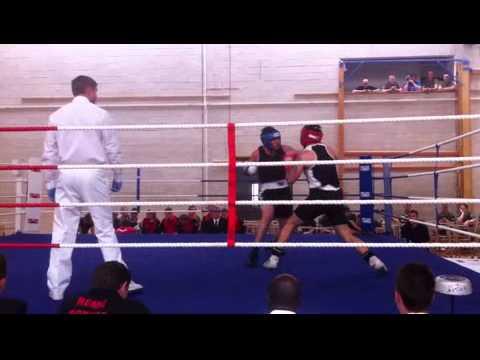 joe smithson boxing 3rd bout