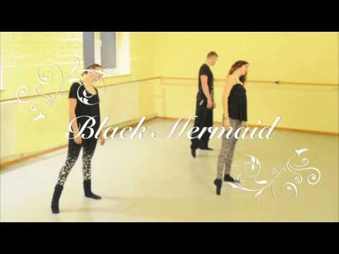 """Naduah's """"BLACK MERMAID"""" by Esthero"""