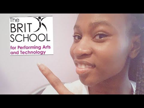 Dreams Can Become A Reality - Brit School *advice video* | It'sLabbie