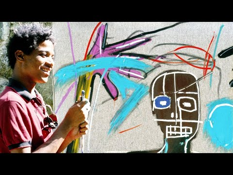 Why Is Jean-Michel Basquiat Hip-Hop's Favorite Artist?