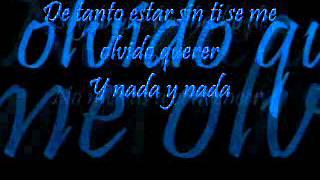 Ya No Te Puedo Amar - Grupo Galè (letra)