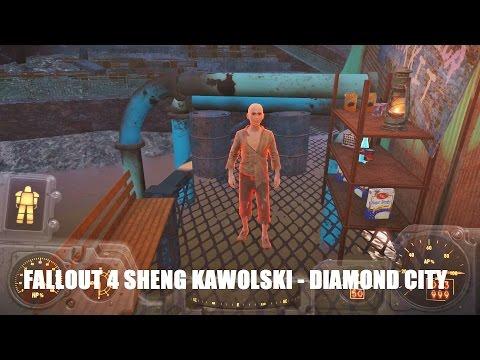 Fallout 4: Sheng Kawolski - Diamond City.