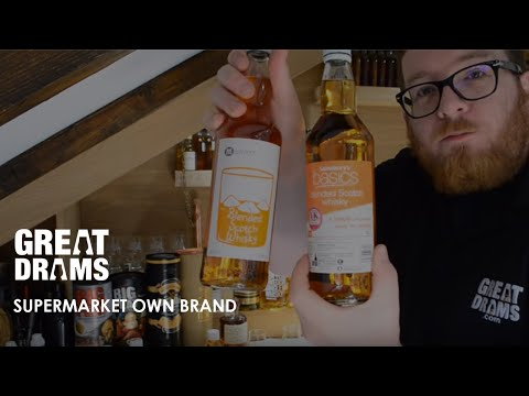 Whisky Tastings / Review: Supermarket Own Brand Video Review