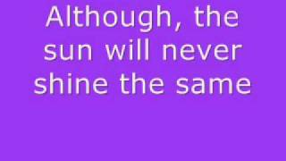 Mariah Carey & Boyz II Men- One Sweet Day W/ Lyrics