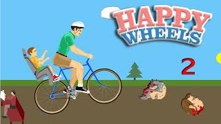 ep 2 happy wheels   อย าร องล ก พ อมาช วยแล ว zbing z