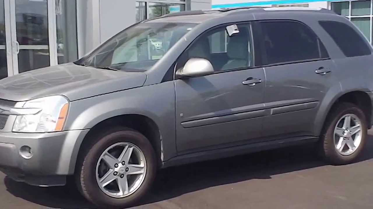 2006 chevy equinox for sale kemna asa jackson mn youtube. Black Bedroom Furniture Sets. Home Design Ideas