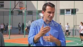 "Gambar cover Ora News -  Veliaj përuron ambientet sportive te shkolla ""Qemal Stafa"""