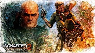 Uncharted 2 Starting a petition to bring this game on Ps4!Would you Join?