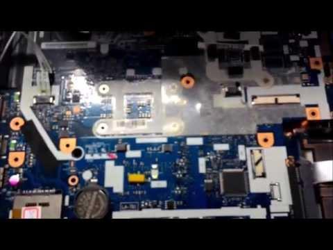 Reparo Notebook Gateway Ne56r0b sem imagem (Placa LA-7912p)