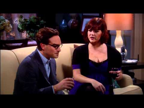 Sara Rue Cleavage The Big Bang Theory S02E08