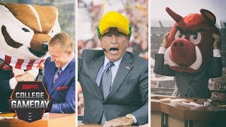 Lee Corso's best College GameDay headgear picks from the tradition