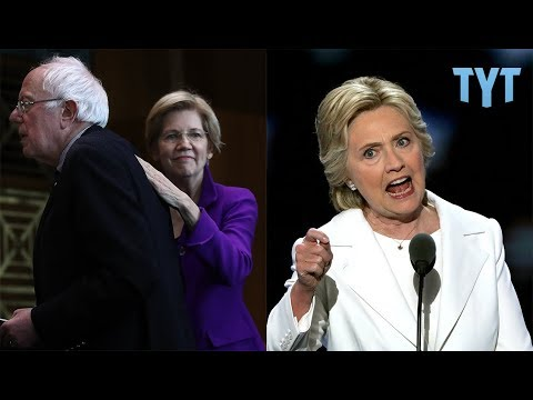 Elizabeth Warren Co-Sponsors Medicare For All As Clinton-ites Squabble