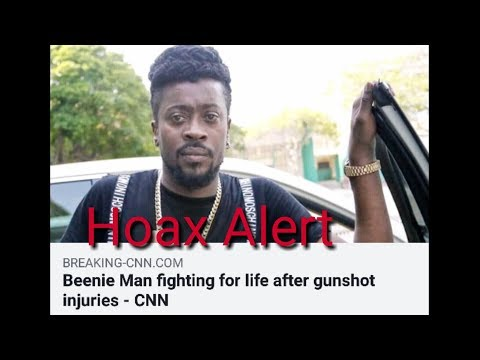 Beenie Man Got Shot and fighting for his life In Hospital Is Fake