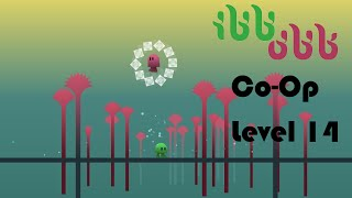 Ibb & Obb - Co-Op Playthrough - Level 14