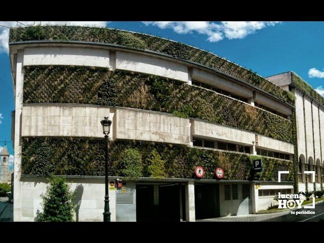 OPINA LUCENA: Más de 600 lucentinos han contestado nuestra encuesta online sobre el Jardín Vertical del Ayuntamiento. Aquí tienes los resultados
