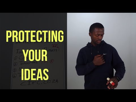 How to protect your ideas in South Africa