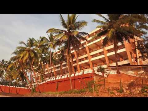 Bogmallo Beach Resort Goa Sea Facing Hotel On The