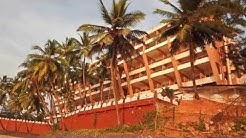 Bogmallo Beach Resort Goa  Sea facing Hotel on the beach