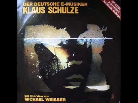 Der Deutsche E Musiker Klaus Schulze 1982