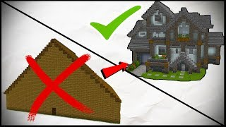 How To Go Fŗom Building NOOB To PRO in Minecraft