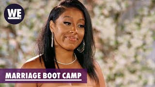 Tiffany's Final Decision! | Marriage Boot Camp: Hip Hop Edition