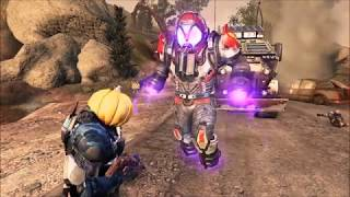 Defiance Gameplay 11-2-2017, PY