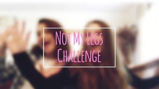 Not My Legs Challenge | Ella Beauty❤️
