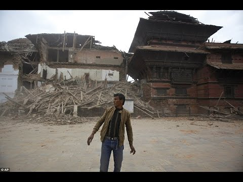 NEPAL EARTHQUAKE KILLS MORE THAN 6,700 PEOPLE, WIPING ENTIRE VILLAGES