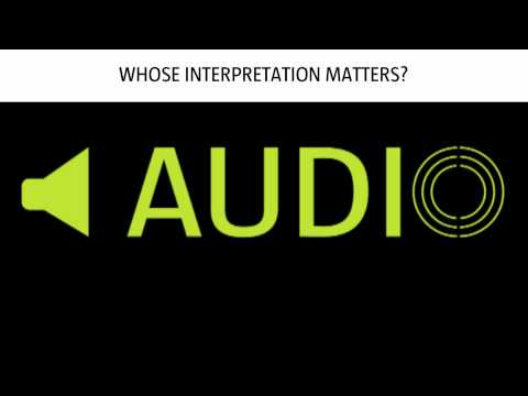 Whose Interpretation Matters? | Tara Donovan: Untitled