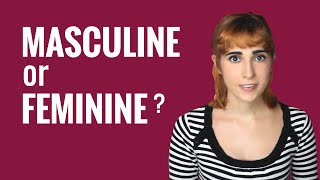 Spanish Ask a Teacher with Rosa - How Can You Tell if a Noun is Masculine or Feminine?