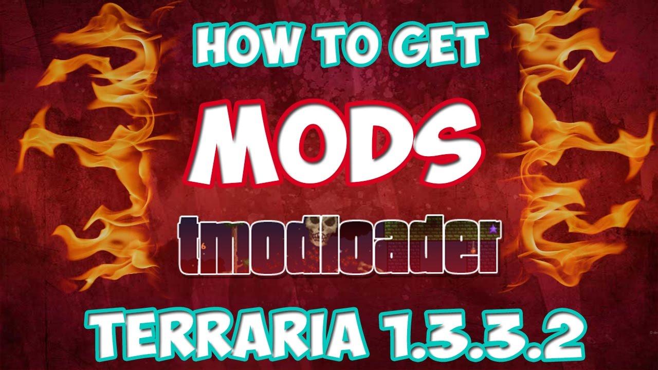 how to get terraria mods
