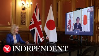 UK and Japan agree free trade agreement