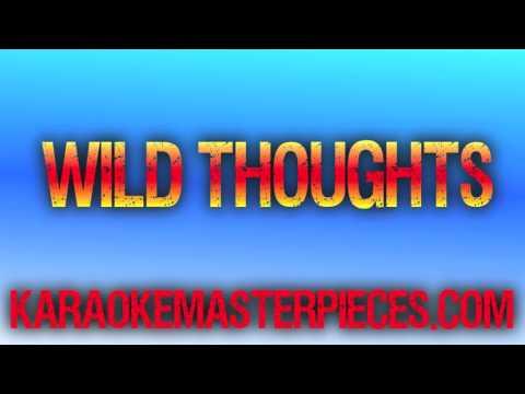 Wild Thoughts (Originally by DJ Khaled, Rihanna & Bryson Tiller) [Karaoke Instrumental] + Drum Loop