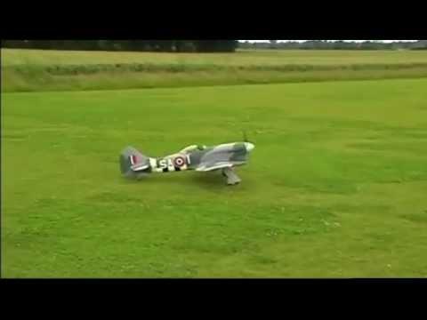Electric Scale Model: Hawker Tempest Mk.V