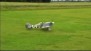 Electric Scale Model: Hawker Tempest Mk.V
