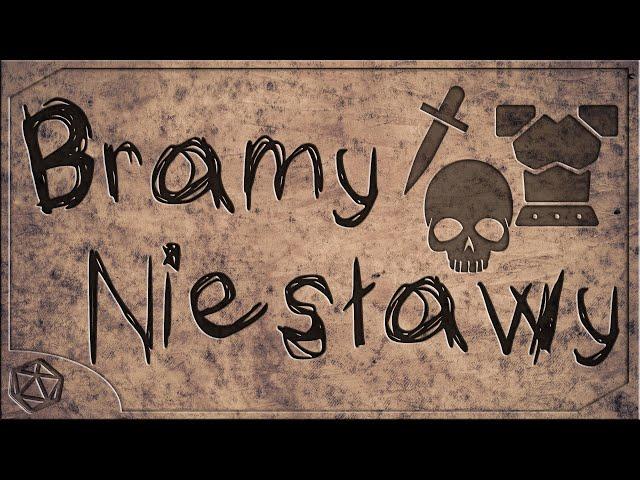 Interaktywna Sesja RPG - Bramy Niesławy
