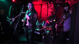 "White Magician ""Nosferatu"" (Blue Öyster Cult cover) live at Corktown Tavern"