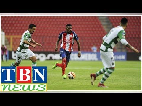 Deportes Temuco rescató valioso empate como visita ante E. de Mérida por Copa Sudamericana
