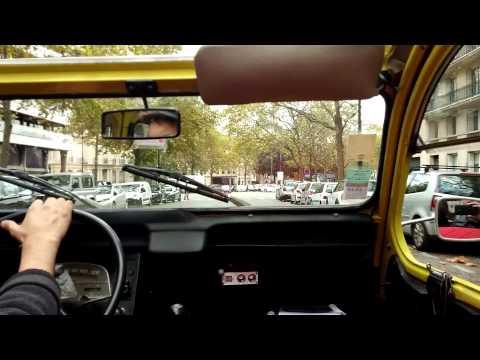 2CV Tour Random - (Car insurance)