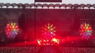 Coldplay - A Head Full Of Dreams live @ Stadio San Siro Milano - 4 Luglio 2017 [4K]