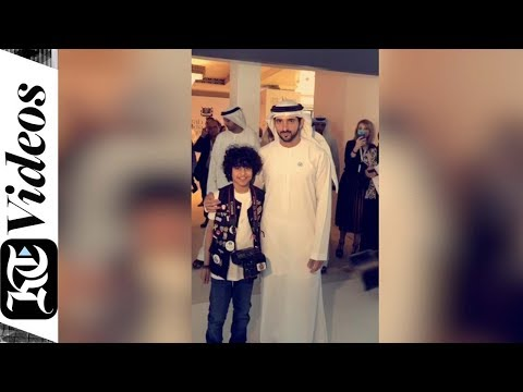 Meet 11-year-old photographer who won Sheikh Hamdan's heart at Arab Media Forum