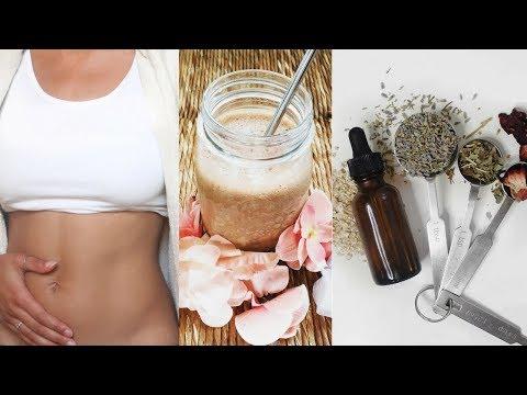 Natürliche Mittel die deine Tage erleichtern • PMS, Krämpfe, unregelmäßiger Zyklus