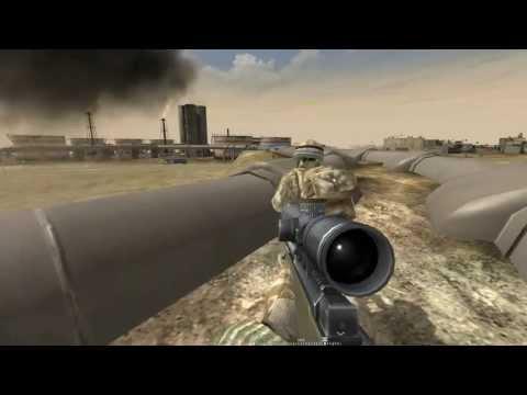 Project Reality v0.98 - #1: Combat Sniper Team