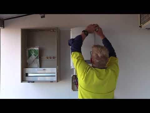 Commercial solar installation Pt 1